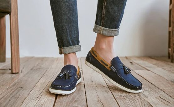 Hillside-Men's-Breathable-Loafers---Slip-on-Shoes