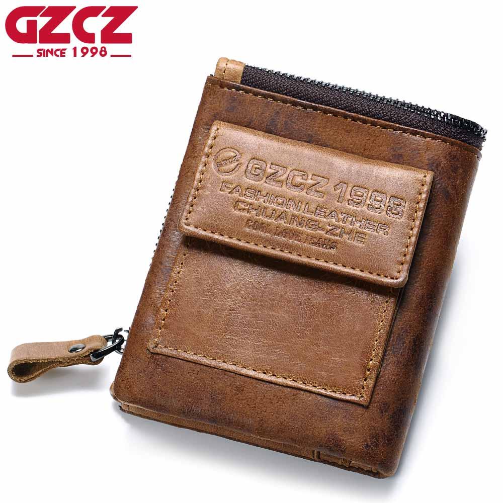 Men Leather Wallet   Coin Purse Card Holder   Capthatt ...