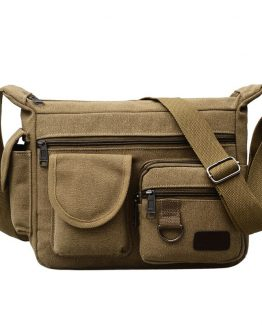 mens canvas bag