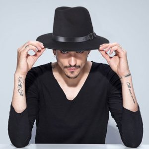 Men's Wide Brim Fedora Hat