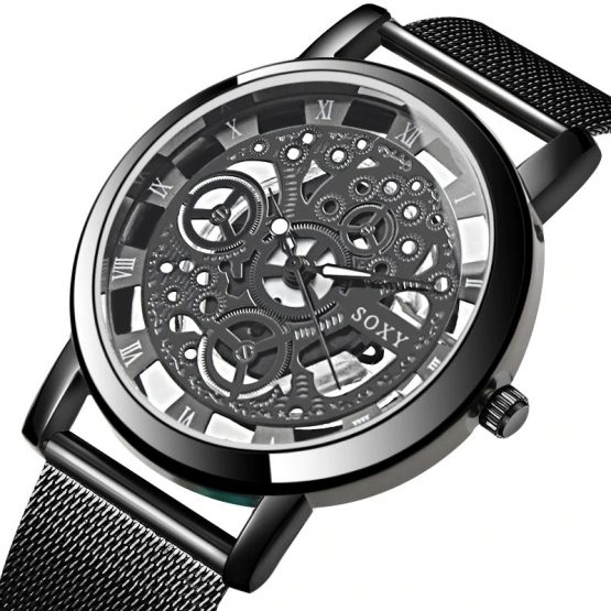 Men's Analog Quartz Wrist Watches