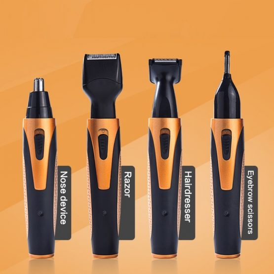 4 in 1 Nose Hair Trimmer for Men -1