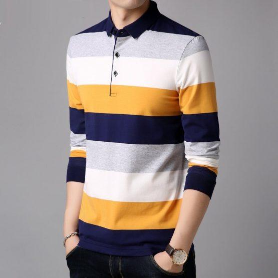 COODRONY Long Sleeve T Shirt