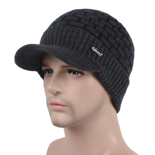 AETRUE Knitted Hat Scarf  4557e66c531