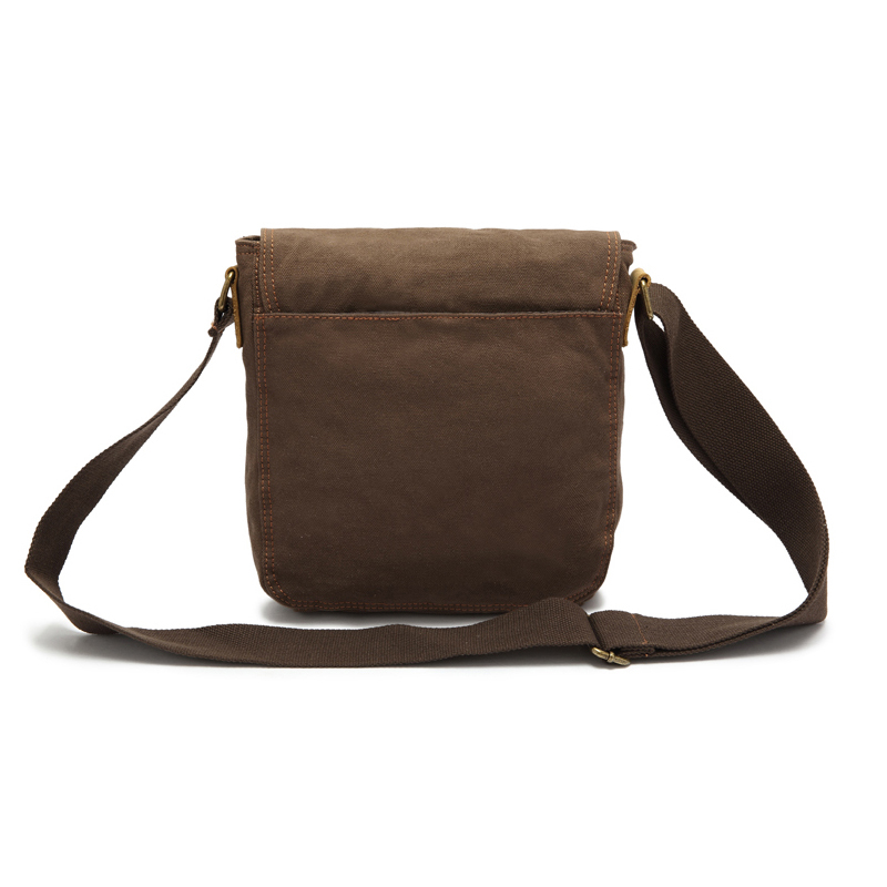 efd7bc000e06 Men s Retro Canvas Shoulder Bag  Messenger Bag