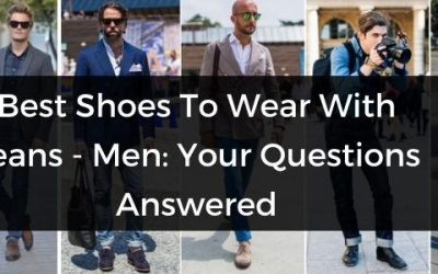 shoes to wear with jeans