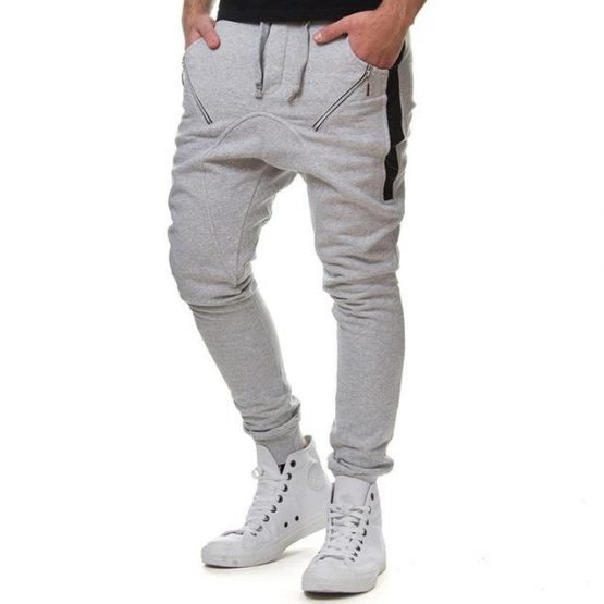 Casual Sports Slim Fit Harem Trousers