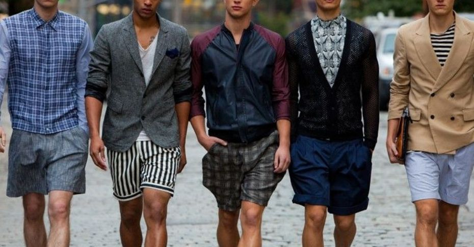 Guide To Wearing Shorts: With A 'Short' History