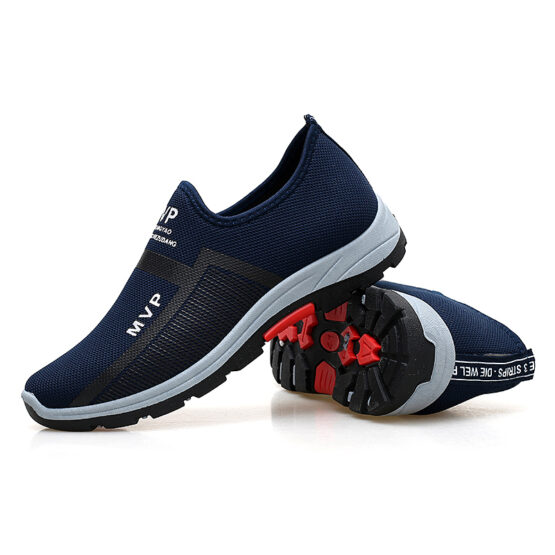 MVP Men's Lightweight Sneakers - Breathable Shoes