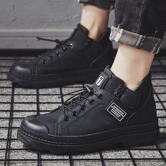 Seven Mens Ankle Boots