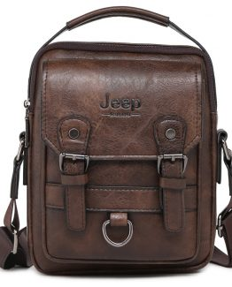 Jeep Bulo Mens Crossbody Bag