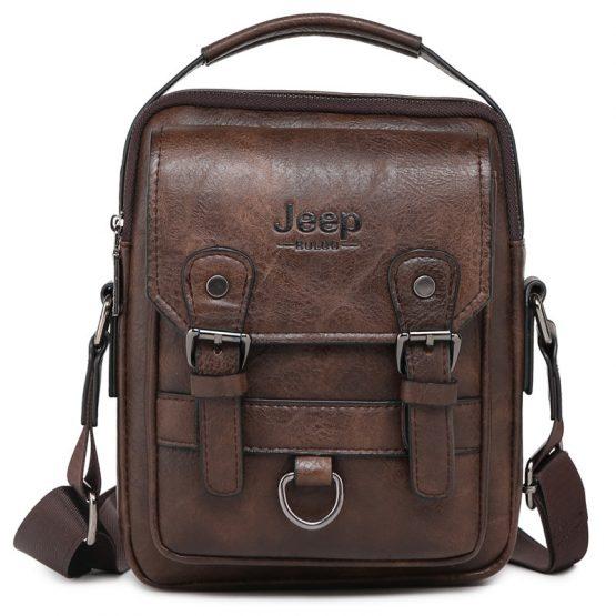 Jeep Bulo Mens Crossbody Bag