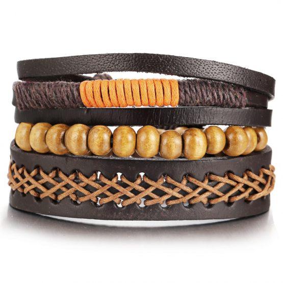 Leather Bracelet for Men