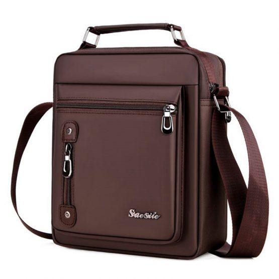 Men's Retro Shoulder Bag