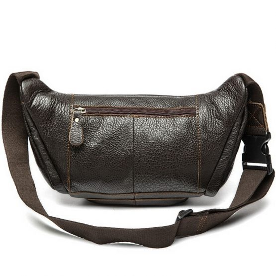 Genuine Leather Waist Bag