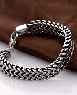 Italian Mens Bracelet