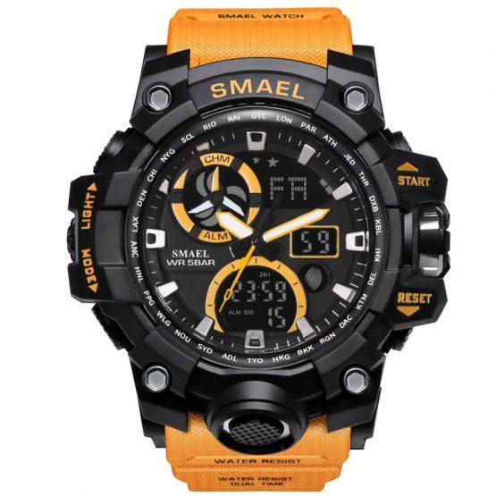 Waterproof Military Sports Watch