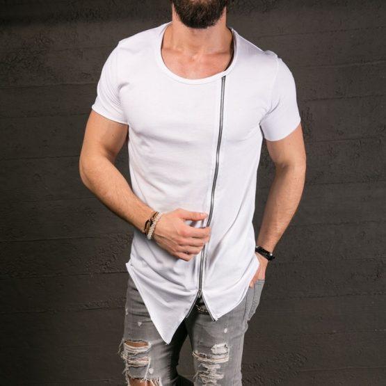 Kingsei Asymmetrical Shirt Mens - capthatt.com