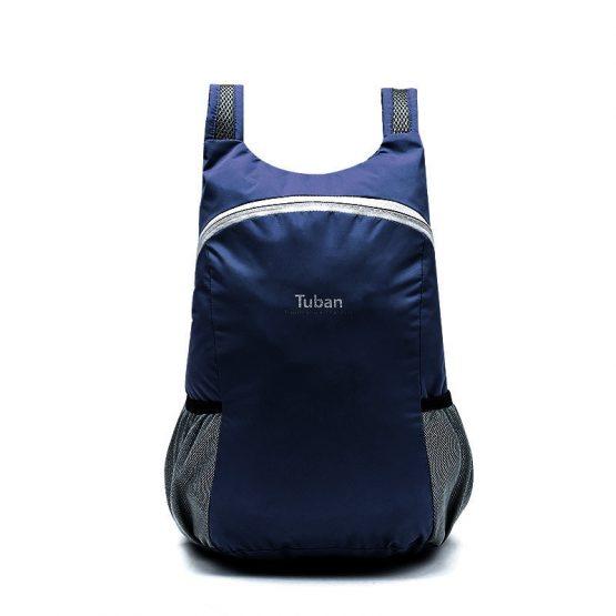 TUBAN Lightweight Nylon Foldable Backpack Waterproof Backpack - capthatt.com