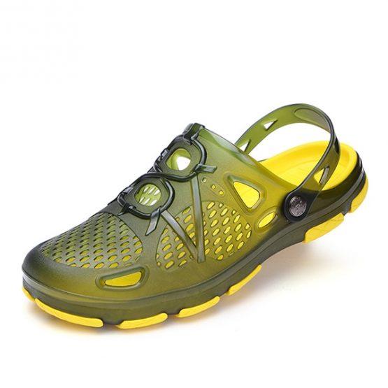 Men's Breathable Sandals, Anti Slip Sandals, Mens Clogs