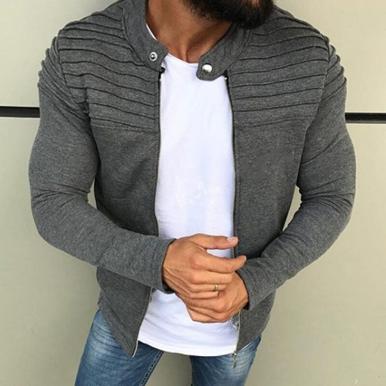Vox Mens Cardigan Sweaters