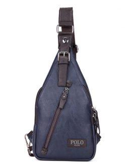 Blue Bag – Theftproof Mens Chest Bags
