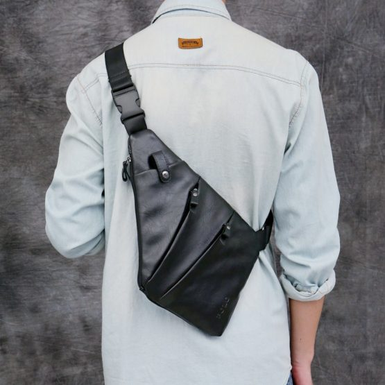 Mens Messenger Bag | Chest Bag