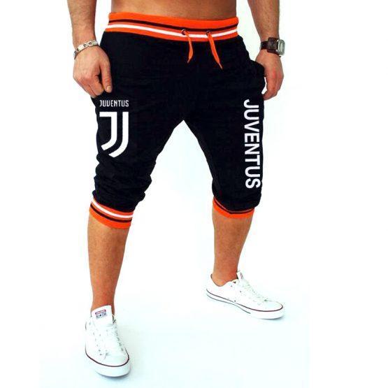 Juventus Mens Jogger Shorts