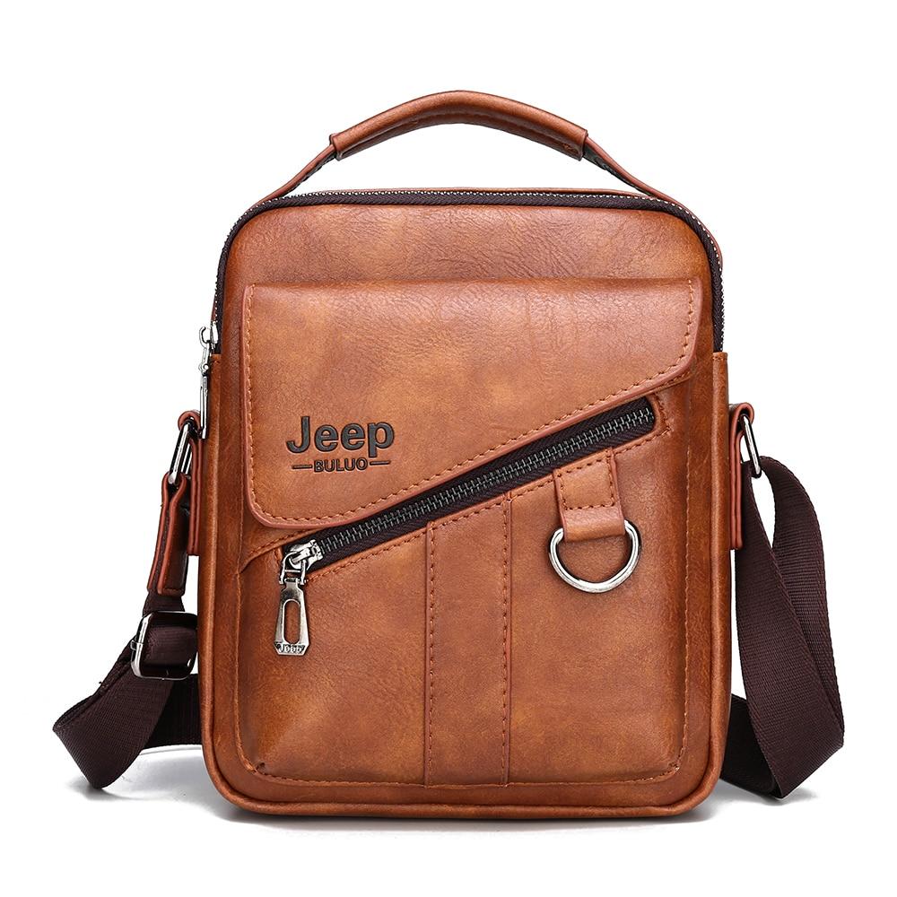 Jeep Buluo Mens Sling Bag Split