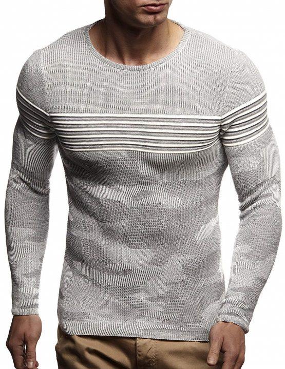 LEIF NELSON Men's Knit Sweater