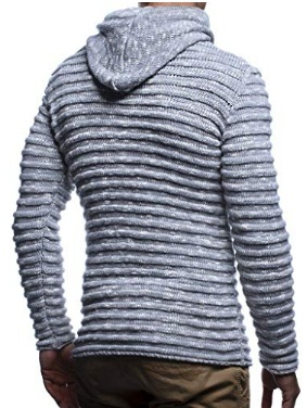 LEIF NELSON pullover sweater for men