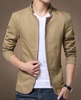 Men's Lightweight Jackets | Windbreaker Jacket - 100% Cotton