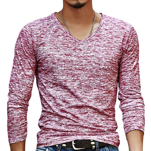 Nico Men's V Neck T Shirt
