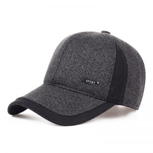 Cotton Snapback Men's Baseball Cap