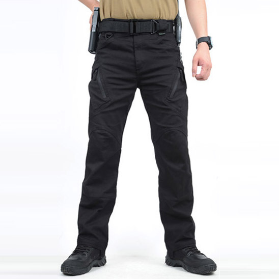 Mens Cargo Pants With Zipper