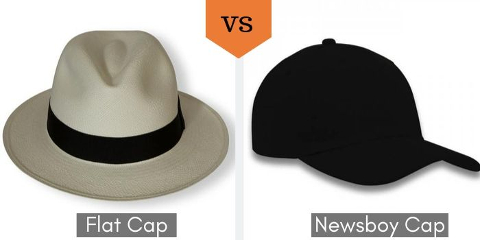 What is the difference between a hat and a cap?