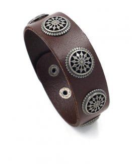 Handcrafted Retro Leather Bracelets For Men