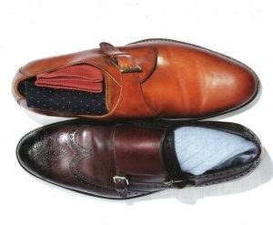 monk strap shoes history, what are monk strap shoes
