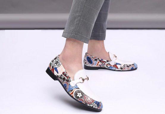 horsebit loafers