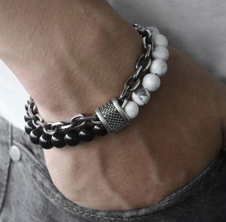 mens beaded bracelets-9