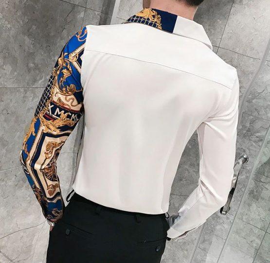 Baroque Mens Shirt