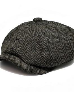 Newsboy Hat Mens, Jason Statham Flat Caps, Flat caps for men