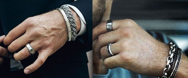 How To Wear Bracelets For Guys The