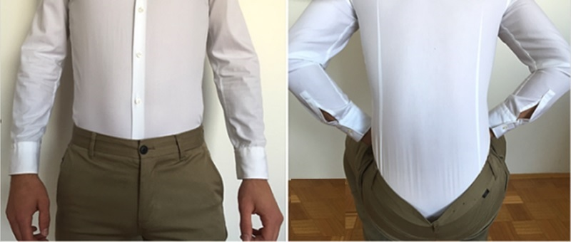 5 Novel Ways To Keep Your Shirt Tucked In