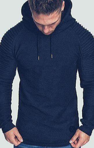 slim fit hoodie men, slim fit