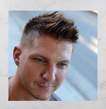 spiky hair round face (1)