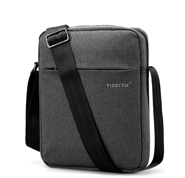 Waterproof Messenger Bag Sling For Men Scratch Proof
